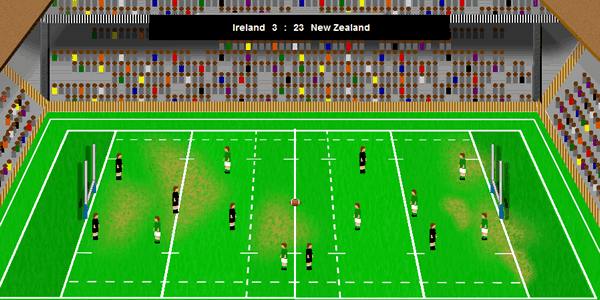 rugby simulation game info